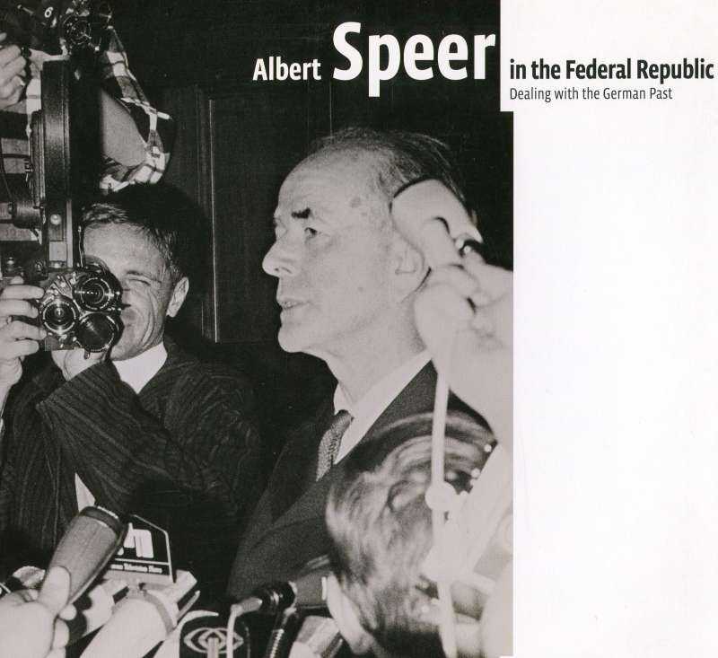 Cover Albert Speer in The Federal Republic